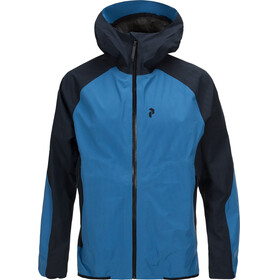 Peak Performance M's Pac Jacket Stream Blue